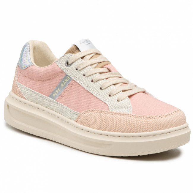 Sneakersy PEPE JEANS - Abbey Shade PLS31152 Face 310