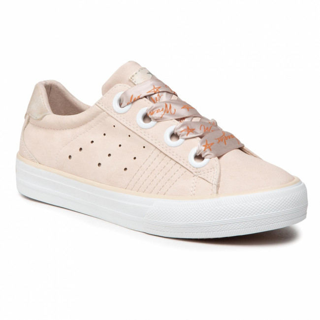 Sneakersy WRANGLER - Clay WL11560A Lt.Pink 081