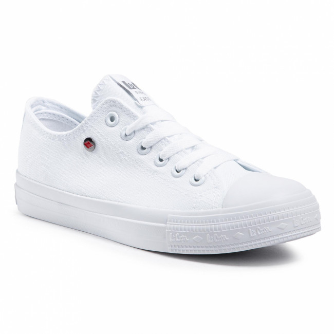 Tramky LEE COOPER - LCW-21-31-0082L White