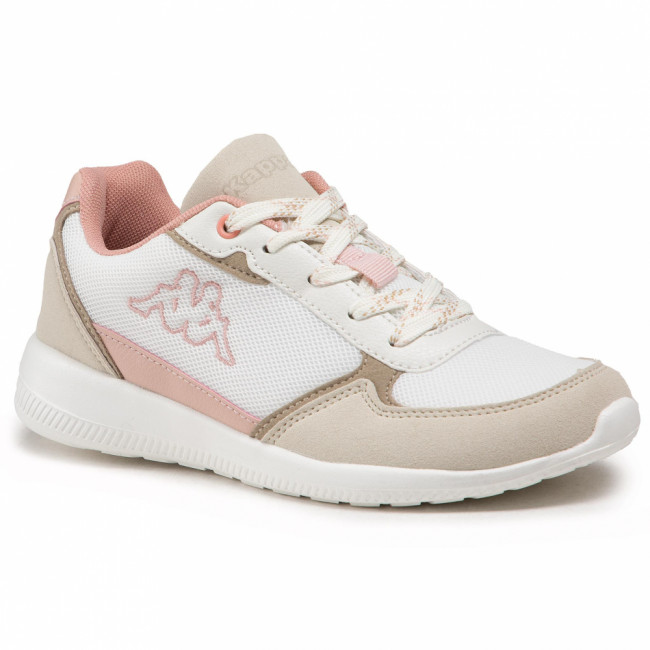 Sneakersy KAPPA - Collow 242888  OffWhite/Sand 4342