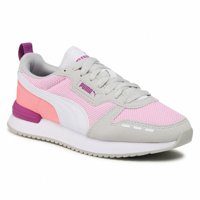 Sneakersy PUMA - R78 373117 28 Pink Lady/White/Gray Violet