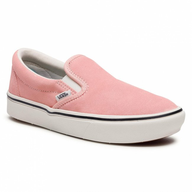 Tenisky VANS - Comfycush Slip-On VN0A3WMD4CW1 (Color Pack) Peach Pearl