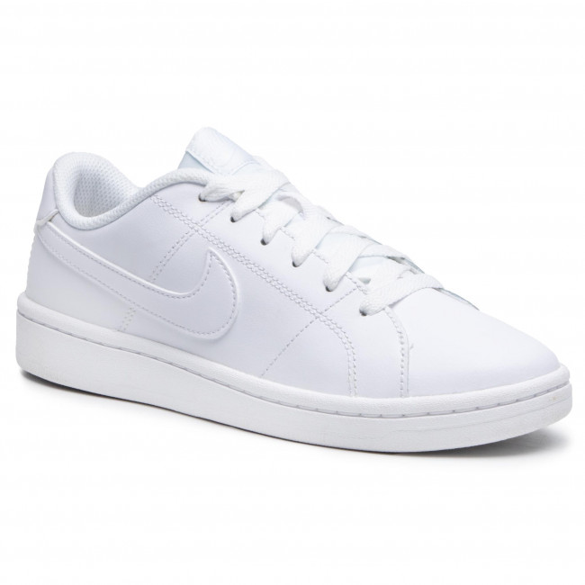 Topánky NIKE - Court Royale 2 CU9038 100 White/White