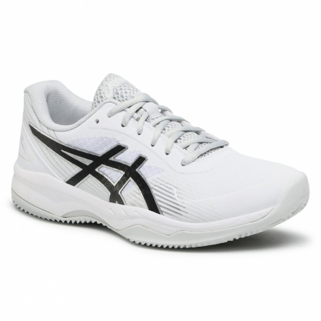 Topánky ASICS - Gel-Game 8 Clay/Oc 1041A193  White/Black 101