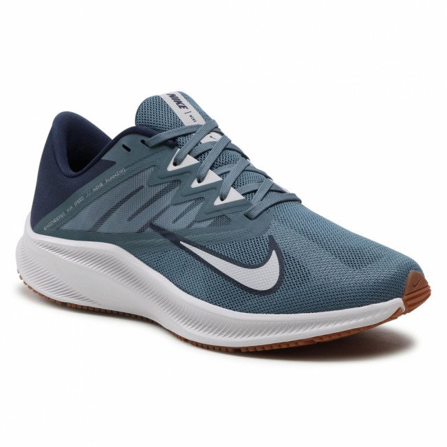 Topánky NIKE - Quest 3 CD0230 008 Ozone Blue/Photon Dust