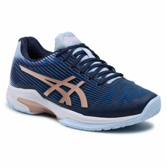 Topánky ASICS - Solution Speed Ff 1042A002  Peacoat/Rose Gold 413