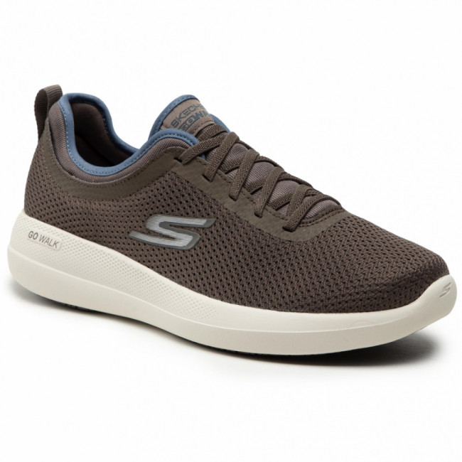 Sneakersy SKECHERS - Go Walk Stability 216142/TPNV Taupe/Navy