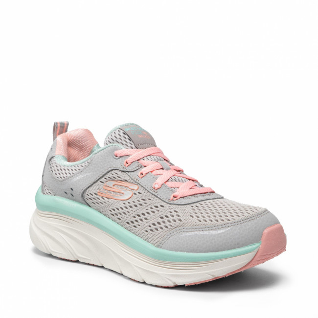 Topánky SKECHERS - Infinited Motion 149023/GYCL Gray/Coral