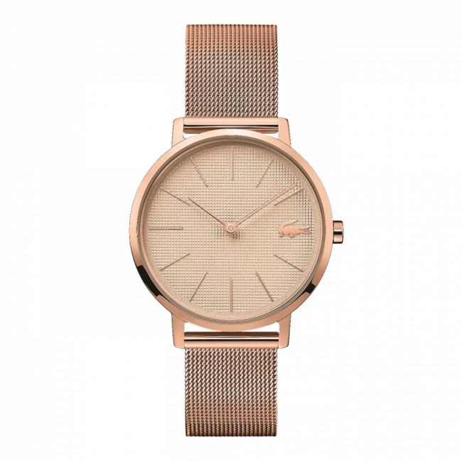 Hodinky LACOSTE - Moon 2001080 Rose Gold