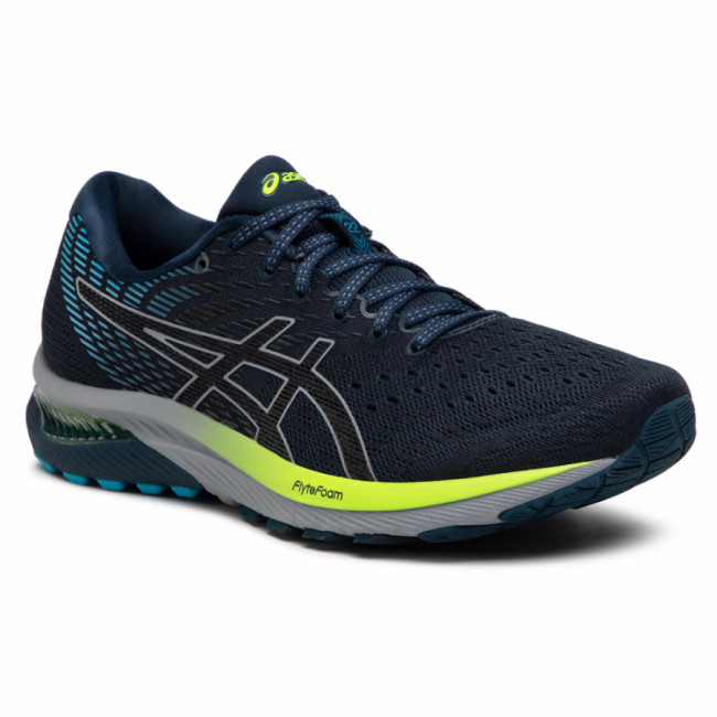 Topánky ASICS - Gel-Cumulus 22 1011A862 French Blue/Black 402