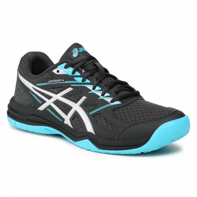 Topánky ASICS - Upcourt 4 1071A053 Graphite Grey/Pure Silver 020