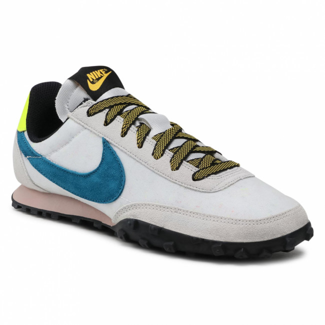 Topánky NIKE - Waffle Racer DA4655 100 Summit White/Green Abyss