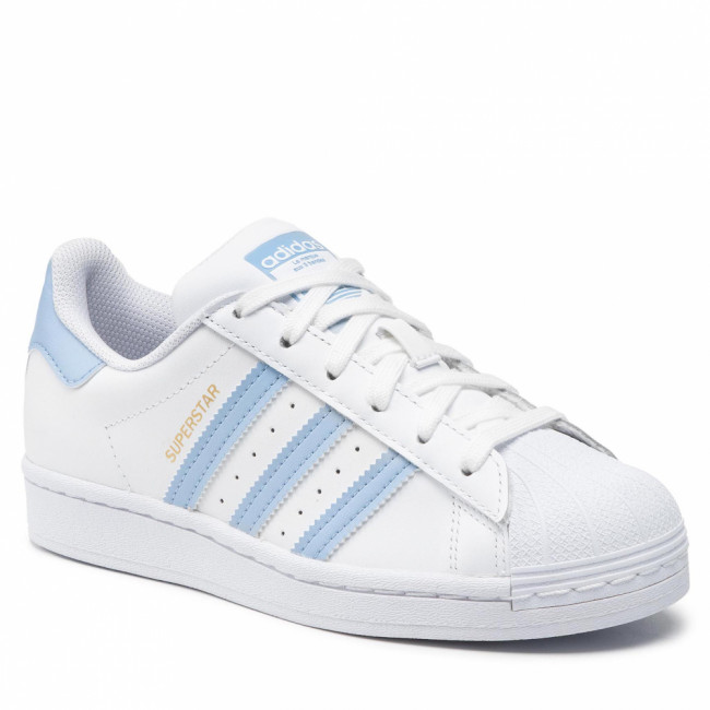 Topánky adidas - Superstar H05645 Ftwwht/Ambsky/Ambsky