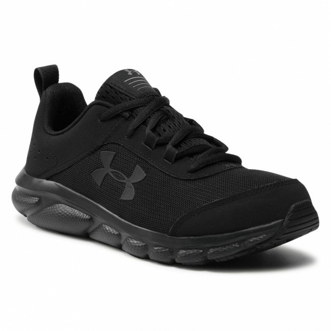 Sneakersy UNDER ARMOUR - Ua Charged Assert 8 3022100-005 Blk