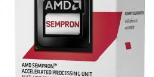 AMD Sempron 2650 AM1