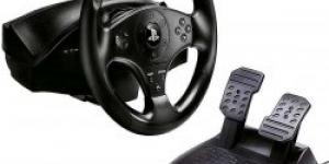 Thrustmaster Racing Wheel T80 RS Drive Club