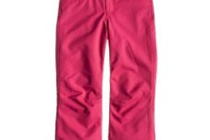 Roxy Cab Pant bright rose 13/14