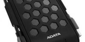 ADATA HD720 1000GB, AHD720-1TU3-CBK