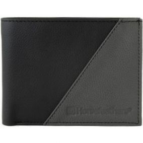HORSEFEATHERS JEFF WALLET (black)