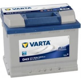 Varta Blue Dynamic 12V 60Ah 540A, 560 127 054