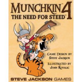 Steve Jackson Games Munchkin: The Need for Steed