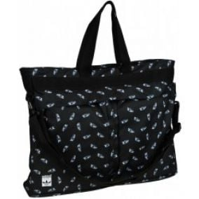 taška adidas Originals Shopper SST - Black/White