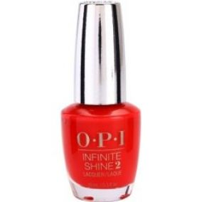 OPI Infinite Shine 2 She Went On and On and On 15
