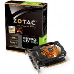 Zotac GeForce GTX 750 Ti 1GB DDR5, ZT-70603-10M