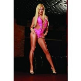 Body CL108-Electric Lingerie - tyrkys