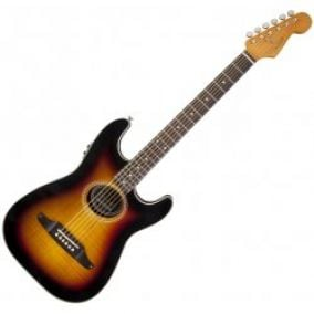 Fender Stratacoustic Premier 3 Color Sunburst