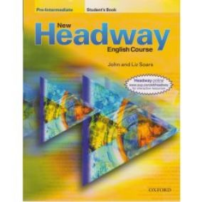 New Headway Pre Intermediate Student´s Book John a