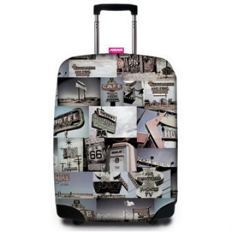 Suitsuit Obal na kufor 9058 Route 66 AKCE