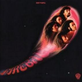 DEEP PURPLE: FIREBALL LP