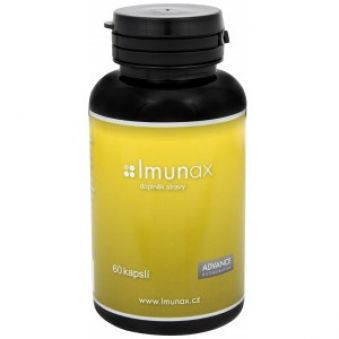 Advance nutraceutics Imunax 60 kapslí AKCE + 1 rok