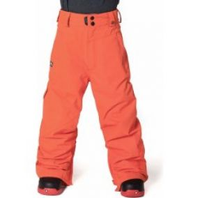 HORSEFEATHERS BLAST KIDS PANTS orange