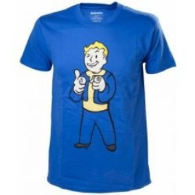 Fallout 4 Vault Boy Shooting Fingers