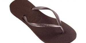 Flip Flops Havaianas Slim Cafe Dark Brown AKCIA