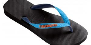 Havaianas Top Mix Black/Blue M AKCIA