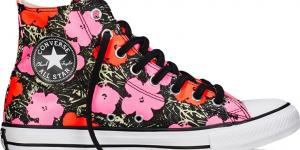 Converse Chuck Taylor All Star Flowers W AKCIA