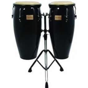 "Tycoon Supremo Series Congas 10"" Black"