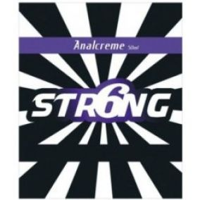 Strong6 Analcreme 50 ml