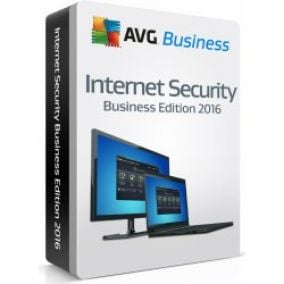 AVG Internet Security Business Edition 2016 10 lic