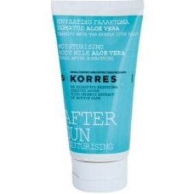 Korres After Sun Body Milk telové mlieko po