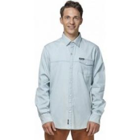 Horsefeathers Rodney LS - Light Blue