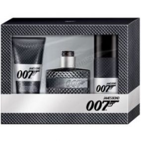 James Bond 007 EdT 50 ml + sprchový gél 150 ml