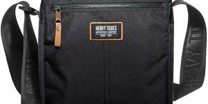 Heavy Tools Crossbody taška Evan 16 5L Black