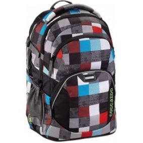 "Hama Coocazoo ""JobJobber"" Backpack Checkmate"