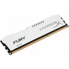 Kingston HyperX Fury White DDR3 4GB 1333MHz CL9