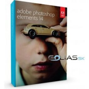 Adobe Photoshop Elements 14, WIN, Cz