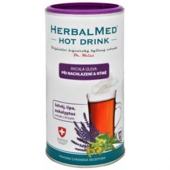 Simply You HerbalMed Hot Drink Dr. Weiss -